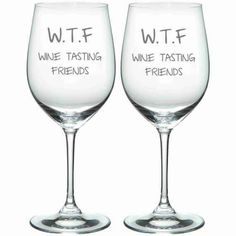 Wine Glasses You Actually Need In Your Life For you and your best WTF.For you and your best WTF. Wine Glass Sayings, Wine Quotes, Sayings For Wine Glasses, Safe Glass, My Glass, Painted Wine Glasses, In Vino Veritas, Wine Time, Living At Home