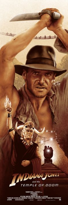 Poster Posse |   Adam Rabalais Turns In 3 Impressive Posters Paying Homage To Indiana Jones
