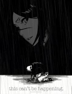 This scene tore me to pieces. I could FEEL his pain and desperation! I was never so happy to see Rukia!I think I'll just go die in a corner now Bleach Ichigo And Rukia, Bleach Manga, Bleach Couples, Anime Merchandise, Film Director, Anime Shows, Manga Anime, Scene, Fan Art