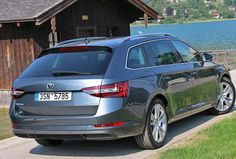Skoda Superb Combi Photos and Specs. Photo: Superb Combi Skoda auto and 23 perfect photos of Skoda Superb Combi Supersport, Station Wagon, Perfect Photo, Model Photos, Specs, Cool Cars, Volkswagen, Clever, Van