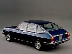 Lancia Beta - 1972