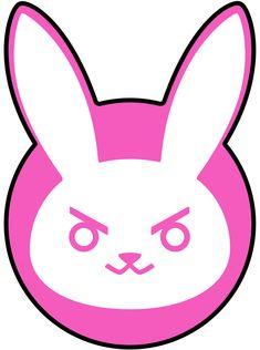 I love this D.va bunny logo so much!