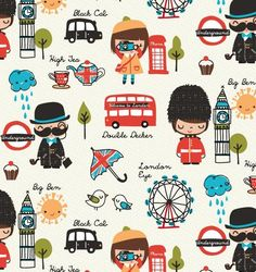 Inga Wilimink London Travel Illustration