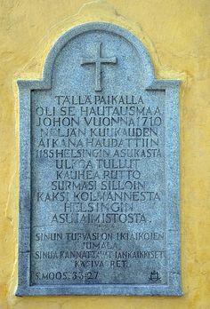 allthingsfinnish - 41 results for helsinki Tallit, Bury, Helsinki, Cemetery, Grief, Finland, All Things, Frame, Rest