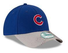 online store 034be 5add3 Chicago Cubs New Era 9FORTY Team Slide Adjustable Hat
