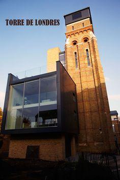 A house in the tower. #decor #design #casadevalentina