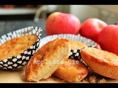 How to make Apple Pie  (Äpplemos paj)