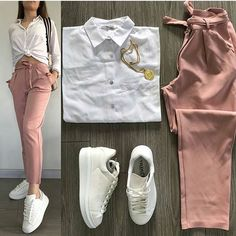 2019 Casual Fashion Trends For Women - Fashion Trends Simple Outfits, Classy Outfits, Outfits For Teens, Stylish Outfits, Cool Outfits, Teen Fashion, Fashion Outfits, Fashion Women, High Fashion