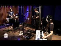 """▶ Lo-Fang performing """"Look Away"""" Live on KCRW - YouTube"""