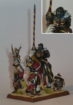 "The Round Table of Bretonnia - Re:""To Khemri!"" An attempt to finish a bretonnian army ;) - Forums"