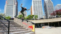 awesome Sheckler Sessions - Detroit Skate City - S4E6