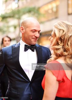 Actor Corey Stoll attends the 2015 Tony Awards at Radio City Music Hall on June 2015 in New York City. Get premium, high resolution news photos at Getty Images Corey Stoll, Digital Filter, Radio City Music Hall, Shaved Head, Man Crush, Candies, New York City, Eye Candy, Crushes