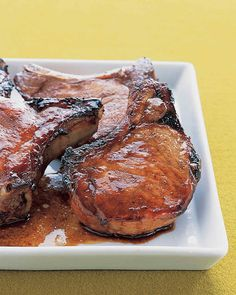 This Asian-style pork recipe comes from Michele Hoffnung of Mount Carmel, Connecticut.