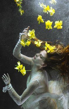 """""""Sanctuary"""" by Mira Nedyalkova 2015 #underwater #photograph"""