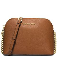 MICHAEL Michael Kors Cindy Large Dome Crossbody $168