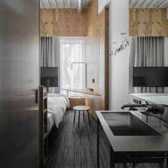 ONE@tokyo hotel by Kengo Kuma, Sumida / Tokyo – Japan » Retail Design Blog