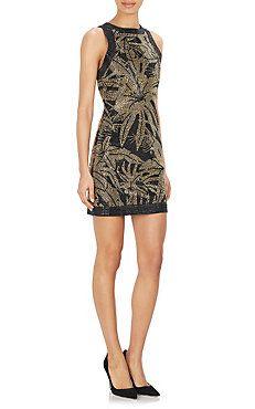 Embellished Sleeveless Dress