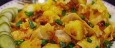 Kebab v rúre - Báječné recepty Kids Meals, Potato Salad, Risotto, Cauliflower, Macaroni And Cheese, Cooking Recipes, Baking, Vegetables, Ethnic Recipes
