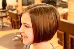 A-Line Bob - Children   Haircuts - Heidi Mitchell Hair