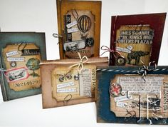 Tim Holtz STAMPtember<sup>®</sup> Mini Masterpieces You Won't Want to Miss!