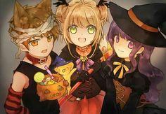 Cardcaptor Sakura - Syaoran Li, Sakura Kinomoto and Daidouji Tomoyo