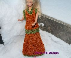 3-delt barbiesett Barbie, Dresses, Design, Fashion, Vestidos, Moda, Fashion Styles, Dress