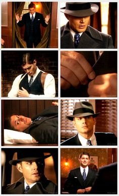 "Dean Winchester - #Supernatural: Episode 7X12 ""Time After Time"""