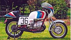 BMW R90S AMA Racer 175kg - winner of the first AMA Superbike race in 1976