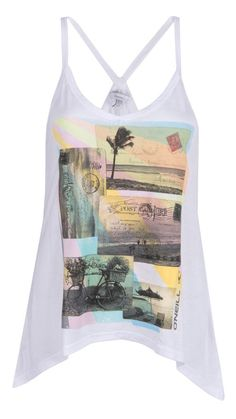 The ONeill Road Trip Tank is a breezy, slightly asymmetrical cut tank that is comfortable and casua......Price - 1-idRpQxLU
