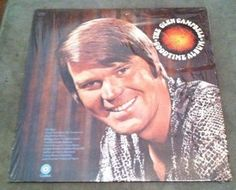 *Glen Campbell - The Glen Campbell Goodtime Album (Stereo LP - 33 RPM)