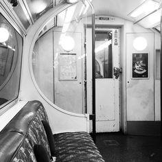 Mind the Gap. London Underground.