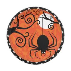If you want to make it easy and minimize party clean up, then we have original, awesome paper plates to serve your guests.  Halloween Party Themes and Decor