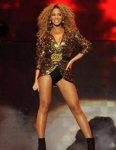 Beyoncé   Performs At Glastonbury Festival - Beyonce Photo (23308927) - Fanpop ...