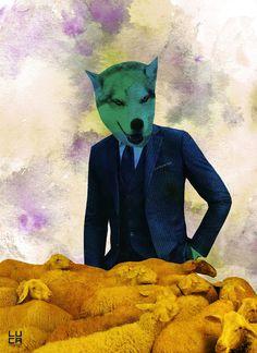 Luca Mendieta: Lobo ante las ovejas