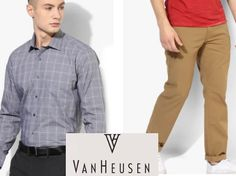 Brand Day - Flat 40% Off on VanHeusen Men's Clothing