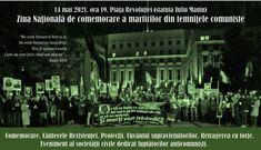14 mai – în Piața Revoluției! Martirii temnițelor comuniste vor fi comemorați și anul acesta! - MAGAZIN CRITIC 14 Mai, Gyr, Concert, Movies, Movie Posters, Films, Film Poster, Concerts, Cinema