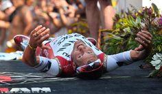 Sieg bei Triathlon-Klassiker: Frodeno ist der Ironman von Hawaii (11. Oktober 2015).