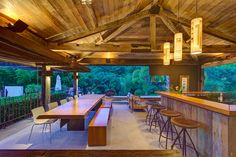 Wooden Outdoor Dining Table, Lighting, Bar, Charming Rustic House in Amarante, Portugal