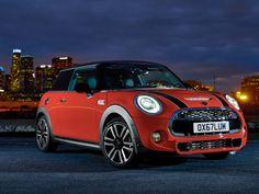 Travel Bug-Mini Cooper rojo