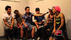 David Scarzone interviews IM5 in Chicago this is funny because he wasn't even in the band yet