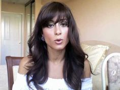 Eva Longoria Flip-Out Waves - YouTube  Verdict:  Loved this.  So simple and easy for a Monday morning day at work.  Paired it with a nice dress heels.  Feeling sassy!