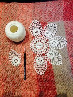 diy_crafts-Crochet Art,Crochet Home- Crochet Tree, Crochet Cross, Crochet Round, Thread Crochet, Love Crochet, Irish Crochet, Beautiful Crochet, Crochet Stitches, Crochet Doily Patterns