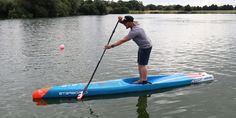 A breakdown of the five key phases of proper SUP stroke technique to help maximize your standup paddle's potential. Sup Racing, Bike Magazine, Sup Stand Up Paddle, Offshore Wind, Sup Yoga, Standup Paddle Board, Sup Surf, Learn To Surf, Big Waves