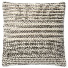 Magnolia Home By Joanna Gaines Hunter Square Throw Pillow