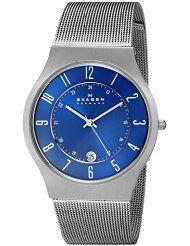 #@# Skagen 233XLTTN Buy Cheap! skagen 233xlttn grenen titanium watch with mesh band SALE! BUY=> http://buywatchescheapprices.org/skagen-233xlttn-grenen-titanium-watch-with-mesh-band/