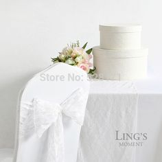 """Free Shipping 10pcs/lot 12"""" W x108"""" L Fashion Home Decor Elegant Soft White Lace Table Runner For Wedding Party Suppliers-in Table Runner from Home & Garden on Aliexpress.com   Alibaba Group"""