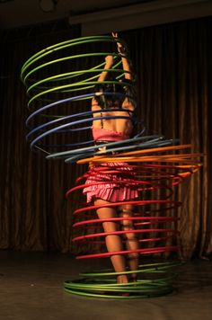 #SparkleCIRCUSBand #elnaramambetova #hula-hoops one day this will be me