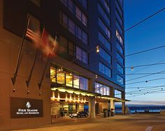 Four Seasons Hotel, Seattle, WA