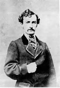 """Brother John Wilkes Booth. """"Sic Semper Tyrannis"""""""