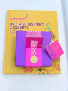 Chocolate Log Blog: Devnaa Chocolates & Cookbook - Review & Giveaway #13